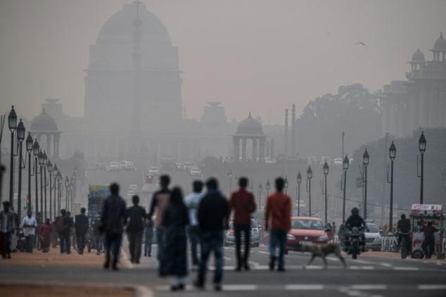 世卫组织:全球每年有700万人死于空气污染