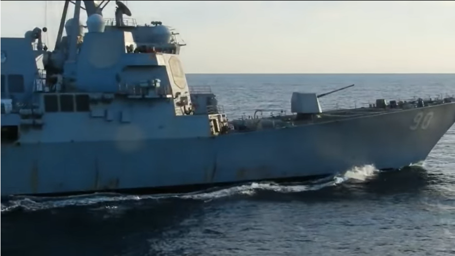 """环球深观察丨美国海军在亚太四处""""挑事""""意欲何为"""