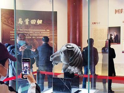 北京:圆明园罹难161周年纪念日对公众免费开放